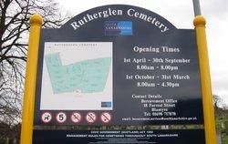 Rutherglen Cemetery