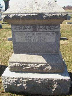 Harvey D. Anderson