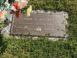 Ruby R. Thomas