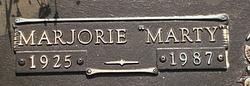 """Marjorie """"Marty"""" Barlow"""