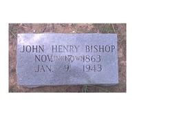 John Henry Bishop