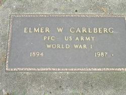 Elmer W Carlberg