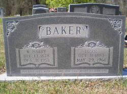 "William Harrison ""Harry"" Baker"