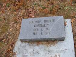 Malinda <I>Duffee</I> Connally