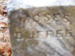 Moses Duffee