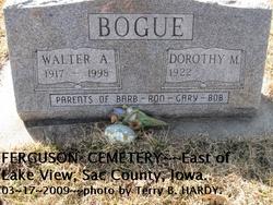 Dorothy M. Bogue