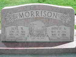 Ernest Alma Morrison