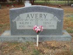 Edna I. <I>Rushing</I> Avery