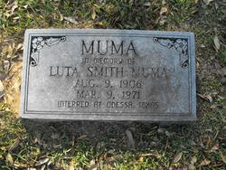 Luta <I>Smith</I> Muma
