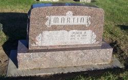 Jessie Myrle <I>Wellman</I> Martin