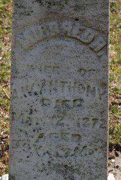 Mildred H. <I>Hall</I> Anthony