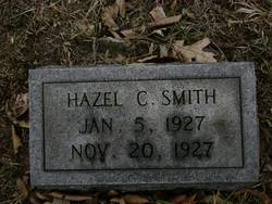 Hazel C Smith