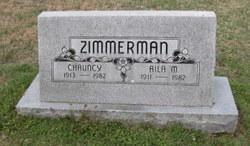 Aila M. Zimmerman