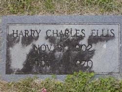 Harry Charles Ellis