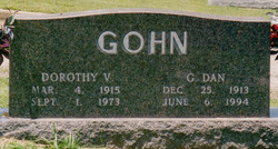 Dorothy Virginia <I>Wood</I> Gohn