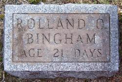 Rolland O. Bingham