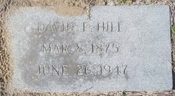 "David E. ""Ike"" Hill"