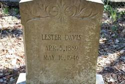 Vane Lester Davis