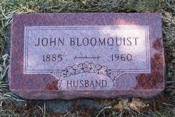 Carl John Bloomquist