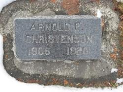 Arnold Floyd Christensen