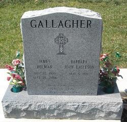 James Holman Gallagher