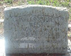 Charles Barrett West