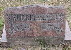 Ina Lee <I>Prater</I> Kurrelmeyer