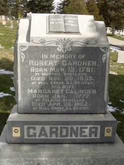 margaret calinder gardner 1777 1862 find a grave memorial