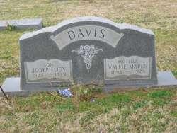 Vallie Mapes Davis