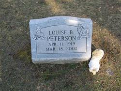 Louise R. <I>Kimmy</I> Peterson