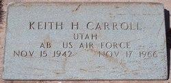 Keith H Carroll