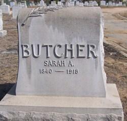 Sarah A. Butcher