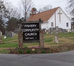 Fishery Union Church Cemetery