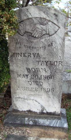 Minerva <I>Godwin</I> Taylor