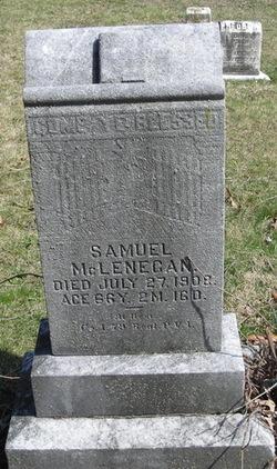 Samuel McLenegan