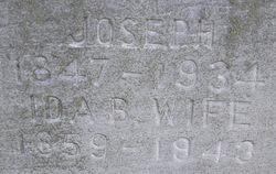 Joseph Welcomer