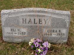 Cora Belle <I>Metzner</I> Haley
