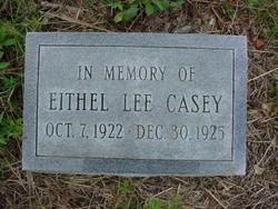 Ethyl Lee Casey