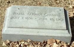 Hazel <I>O'Brien</I> Chanute