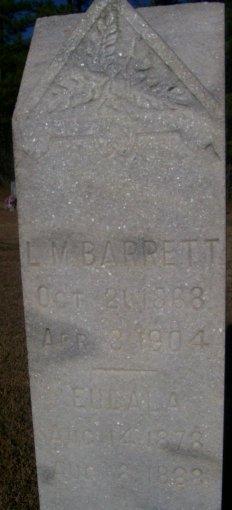 Lawrence Marshall Barrett