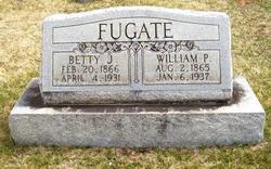 "Elizabeth J. ""Betty"" <I>Vaught</I> Fugate"