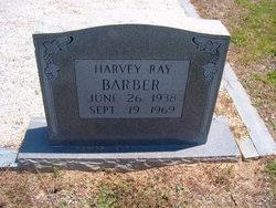 Harvey Ray Barber