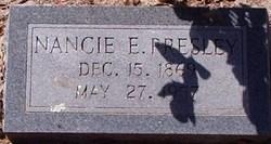Nancy E. <I>Spangler</I> Presley