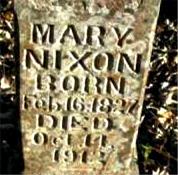 """Mary """"POLLY"""" <I>Tedford</I> Nixon"""