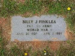 Billy Joe Finklea