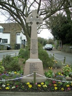 Eynsford War Memorial