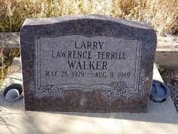 """Lawrence Terrill """"Larry"""" Walker"""
