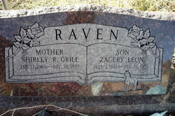 Shirley R <I>Grill</I> Raven