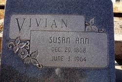 Susan Ann Vivian