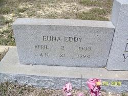 Euna Rebecca <I>Terral</I> Eddy